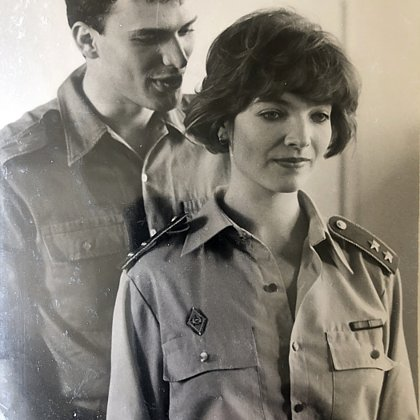 In Uniform 1989 (w. Adel Kováts)
