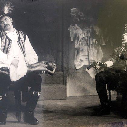 Komámasszony, ...1993 (Györffy Andrással)